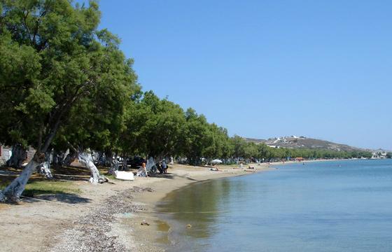 Cycladia Swim Papikinou Beach