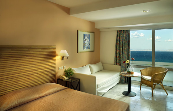 Dionysos Double Room