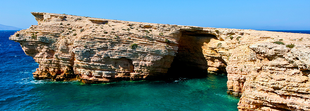 Cycladia Beach Guide Small Cyclades Best Beaches