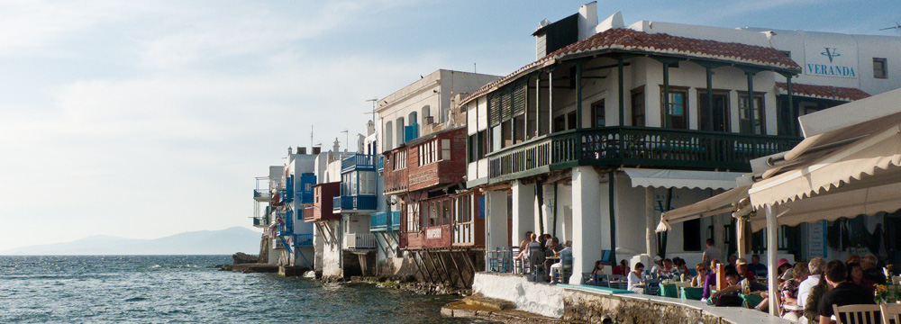 Little Venice - Mykonos Island