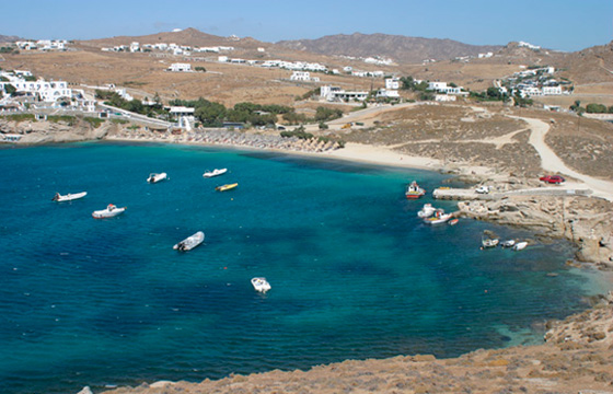 Agia Anna Beach Greece  city pictures gallery : agia anna beach in mykonos island greece mykonos beaches