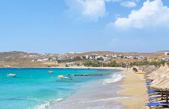 Agrari Beach Hotel Mykonos