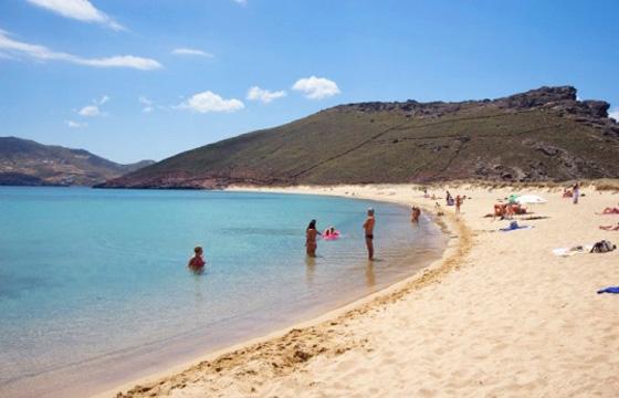 Cycladia Swim Panormos Beach