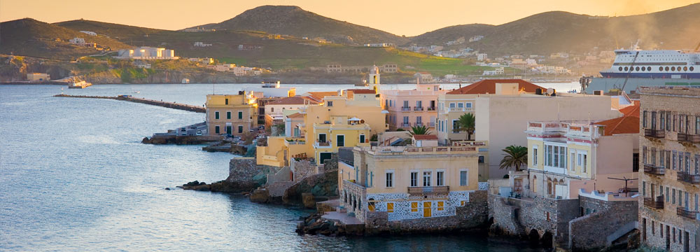 Best Restaurants Syros