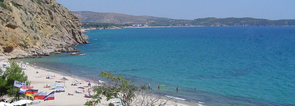 Cycladia Swim  Metalia Beach
