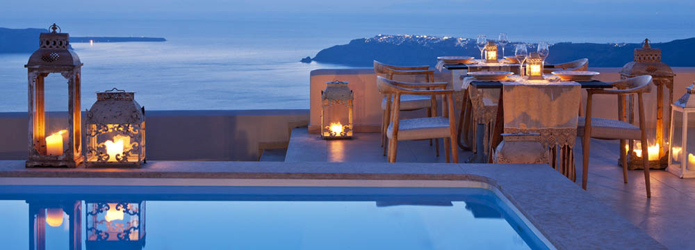 Caldera View - Santorini Island