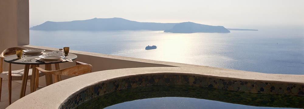 Gold Suites - Santorini Island