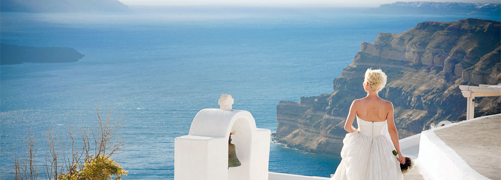 Santorini Wedding Experience
