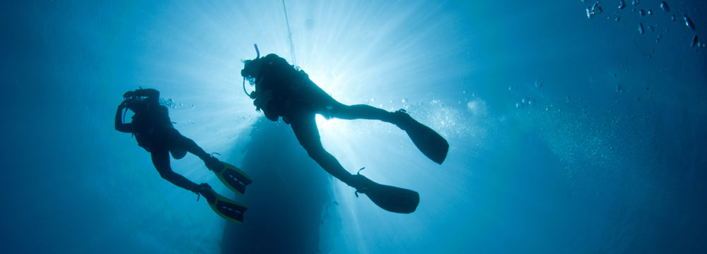 Dive experience-Paros Island
