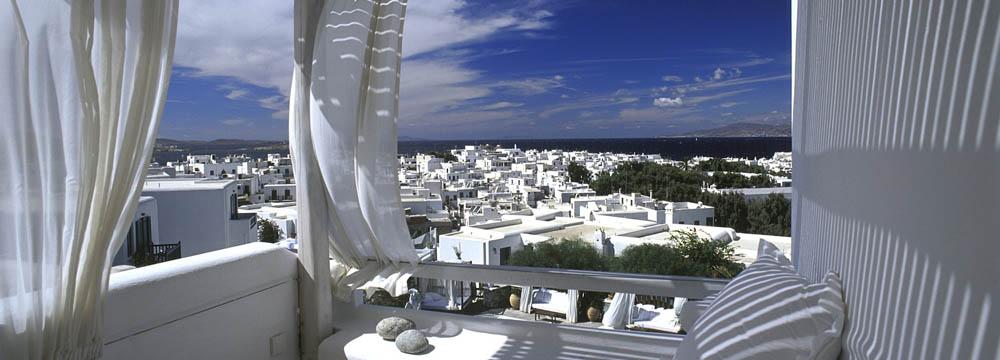 Belvedere Hotel - Mykonos Island